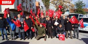 Afrin'e gitmek için askerlik şubesine koştular