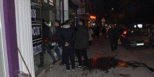 Bursa'da tıp merkezinde patlama: 1 yaralı