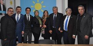 İnegöl'de 5 MHP'li üye İYİ Partili oldu