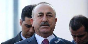 Çavuşoğlu'ndan 'Afrin' açıklaması