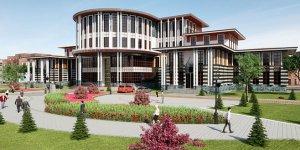 Yenişehir'e modern kent meydanı