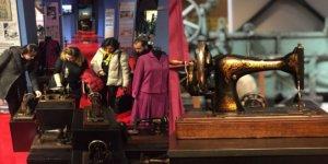 Dikiş makineleri ile tarihe yolculuk
