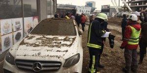 Bursa'da doğalgaz patlaması