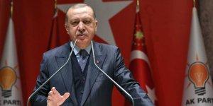 Cumhurbaşkanı Erdoğan, Başbakan ve parti kurmaylarıyla görüştü
