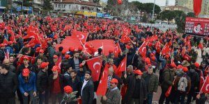 Mehmetçiğe Gemlik'ten büyük destek