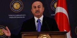 Çavuşoğlu'dan ABD'ye Afrin tepkisi