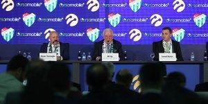 Bursaspor ile Turkcell arasında anlaşma
