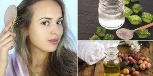 Seyrekleşen saçlar için 5 doğal tedavi