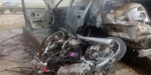 DEAŞ hazırladı YPG patlattı