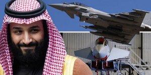 Londra'dan Riyad'a 48 savaş uçağı