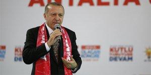 Erdoğan'dan Batı'ya tepki: İşgalci ve sömürgeci olmadık