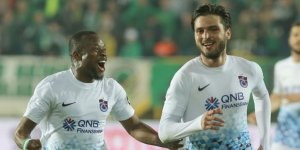 Trabzon'dan 3 gol 3 puan