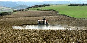 Çiftçiye makine desteği