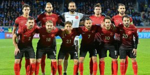 FIFA dünya sıralamasında Türkiye'nin yeri açıklandı