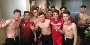Halis Demir'in Furkan'ı var! 5-4