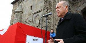 Erdoğan: Rabbim bizlere fethi yakın kılsın