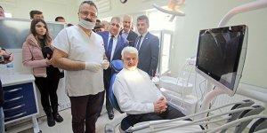 Diş Sağlığı Merkezi hasta kabulüne başladı
