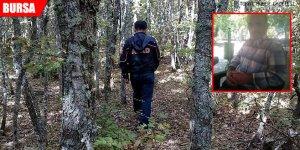 Ormanda tüfekle vurulmuş halde bulundu