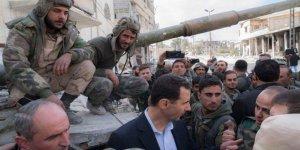 Esad Doğu Guta'da