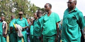 450 mahkum  serbest bırakıldı