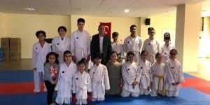 Bursa İl Müftülüğünün başlattığı karate kurslarına büyük ilgi