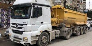 İstanbul'da hafriyat kamyonları için yeni düzenleme