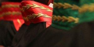 3 askeri hakim meslekten ihraç edildi