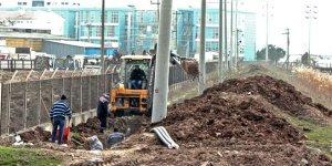 YOSAB'ın enerji hatları yeraltına alınıyor