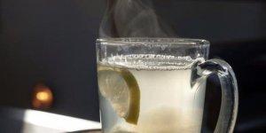 İşte sıcak su içmenin 12 şaşırtan faydası!