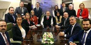 Erdoğan: Güçlü iseniz daha farklı oluyor