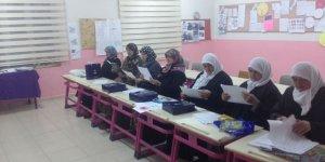 Büyükorhan' da okuma yazma seferberliği
