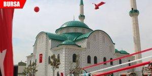 Akşemsettin Camii hizmete girdi