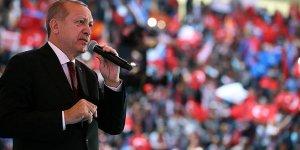 Erdoğan: Paralel devlet isteyenler Pensilvanya'ya