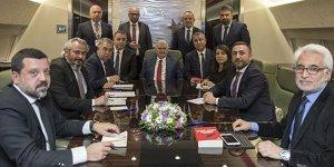 Başbakan'dan 'Doğu Guta' açıklaması: Vahşet