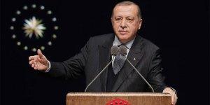 Erdoğan: Faiz oranlarını düşürmedikçe yatırım yapılabilir mi?