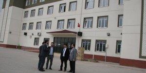 Atatürk İlkokulu yeni binasına taşındı