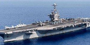 ABD'den yeni hamle: Savaş gemileri Akdeniz'e sevk ediliyor!