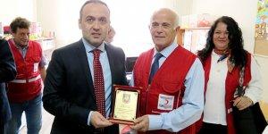 Mudanya Kızılay'dan özel destek