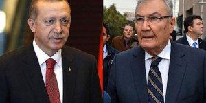 Cumhurbaşkanı Erdoğan, Deniz Baykal'ı ziyaret etti