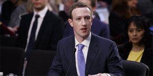 Zuckerberg özür diledi ve itiraf etti