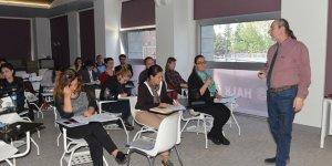 Nilüfer personeline ISO 9001:2015 eğitimi