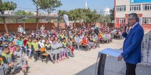 Karacabey'de bahar tadında okuma etkinliği