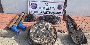 Kablo hırsızlarına operasyon: 5 gözaltı