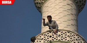 Minareden rastgele ateş açmıştı! Savcıdan sürpriz karar...