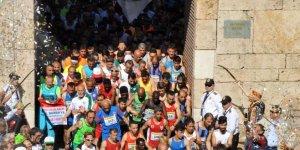 Bursa'da tarihi kent koşusu heyecanı