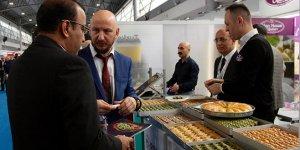 34 ülkeden 167 gıda sektörü temsilcisi Bursa'da