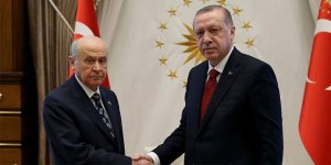 Cumhurbaşkanı Erdoğan, Bahçeli'yle görüşecek