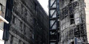 Taksim Eğitim ve Araştırma Hastanesi'ndeki yangının çıkış sebebi oldu