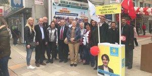 Gemlik İYİ Parti'den üye kayıt standı