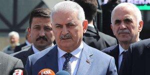 Yıldırım'dan Suriyeli ve Iraklılarla ilgili açıklama